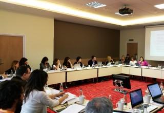 Steering Committee Meeting, April 2016
