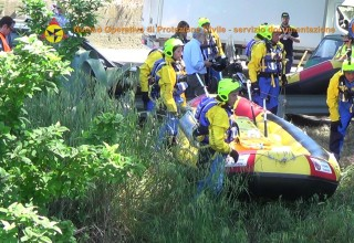 Civil Protection @ Municipality of Florence with a Drill Exercise: the Flooding of Ema & Greve Rivers