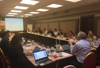 Meeting of the CARISMAND Project Partners in Sofia, Bulgaria