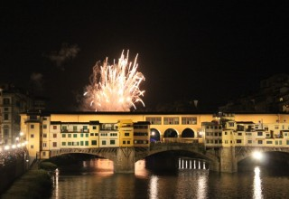 Civil Protection @ Municipality of Florence at Fuochi di San Giovanni