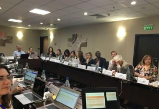 Steering Committee Meeting, May 2018