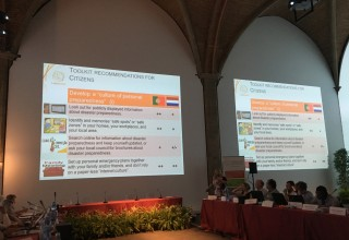 Final Meeting of the CARISMAND Project Partners in Florence, Italy