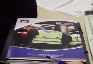 Valencia Police promoting CARISMAND